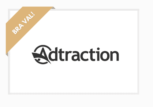 adtraction affiliate