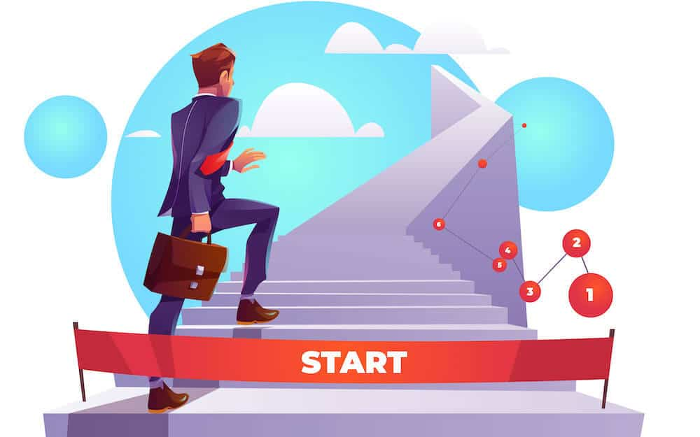 starta enskild firma - steg för steg