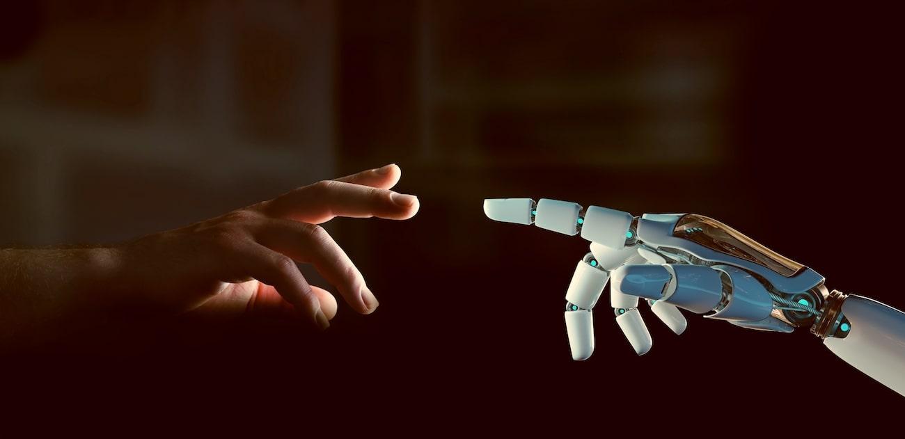 framtidsyrken ai robot