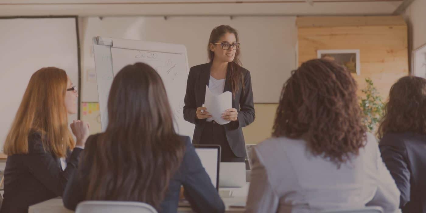time to raise kvinnliga entreprenörer